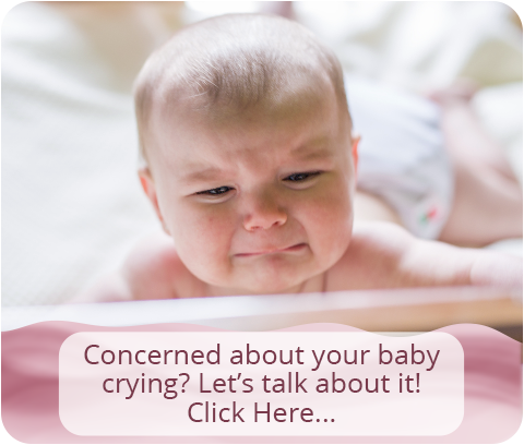 Concerned about your baby crying?