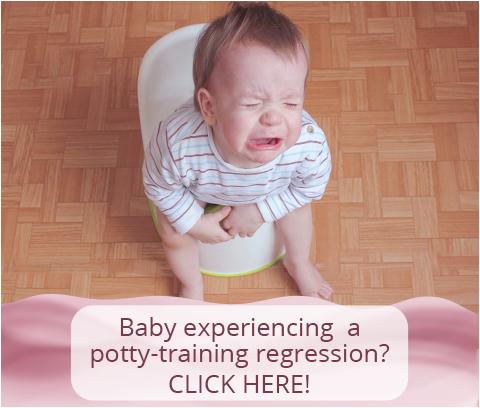 Handling Potty Training Regressions